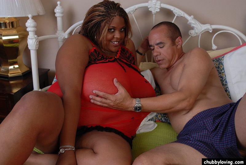 White Man Licking Ebony Pussy